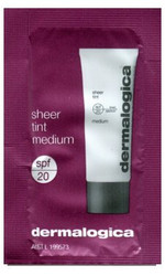 Dermalogica Sheer Tint SPF 20 Medium Trial Sample