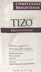 TIZO Complexion Brightener Trial Sample