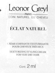 Leonor Greyl Éclat Naturel Styling Cream Trial Sample
