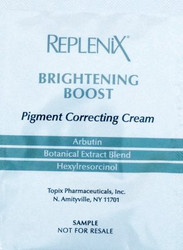 Replenix Brightening Boost Pigment Correcting Cream Trial Sample