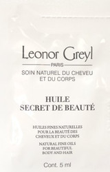 Leonor Greyl Huile Secret de Beauté Body & Hair Trial Sample