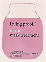 Living Proof Restore Mask Treatment Deluxe Trial Sample