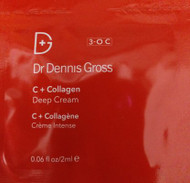 Dr. Dennis Gross C + Collagen Deep Cream Trial Sample
