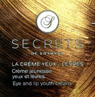 Sothys Secrets La Creme Eye and Lip Cream Trial Sample