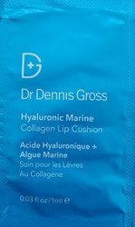 Dr. Dennis Gross Skincare Hyaluronic Marine Collagen Lip Cushion Trial Sample