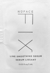 Nuface Fix  Line Smoothing Serum Trial Sample