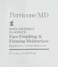 Perricone MD High Potency Face Finishing & Firming Moisturizer Trial Sample