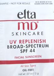 Eltamd UV Replenish Broad-Spectrum SPF 44 Trial Sample