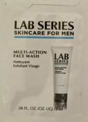 Lab Series Multi-Action Face Wash Trial Sample