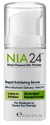 NIA24 Rapid Exfoliating Serum Travel Size
