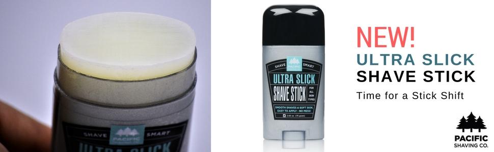 Ultra Slick Shave Stick