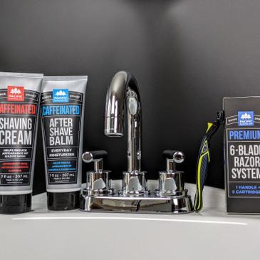 Caffeinated Shave Essentials