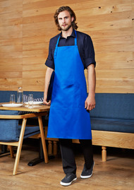 Polyester Cotton  BIB Apron for Spa Cafes Saloons etc.