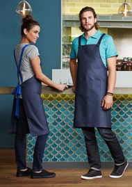 Denim Apron in Cotton
