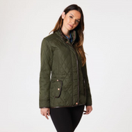 Regatta Coretta Insulated Jacket Dark Khaki
