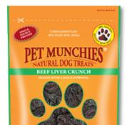 Pet Munchies Beef Liver Crunch