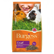 Burgess Excel Guinea Pig Nuggets - Black Currant and Oregano