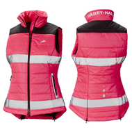 Harry Hall Hi-Viz Gilet Womens