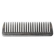 Bitz Mane Pulling Comb, Aluminium