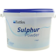 Battles Sulphur Powder