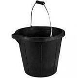 Red Gorilla Rubber 3 Gallon Bucket
