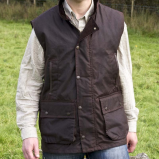 Hunter Outdoors Derwent Waxed Waistcoat