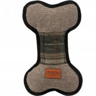 Ancol Heritage Dog Toy Tweed Bone