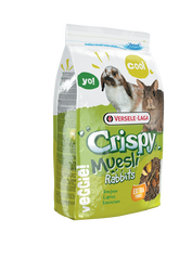 CRISPY MUESLI FOR RABBITS