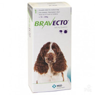 Bravecto Medium Dog 10-20kg