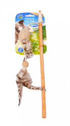 Duvo Cat Toy Assortment Teaser Nature