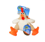 Duvo Dog Toy Godog Plush Chicken