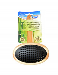 duvo bamboo massage brush