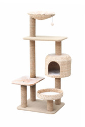 CB Cat Tree Bamboo Large