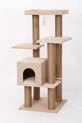 CB Cat Tree 3 landing & house large