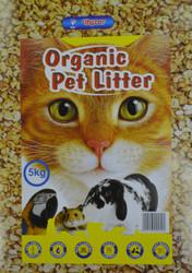 Organic litter (Corn cob)