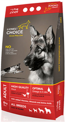 LIONEL'S CHOICE ADULT DOG FOOD