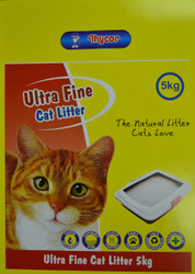 Thycor Ultra fine cat litter