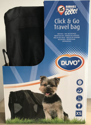 Duvo+ Click & Go Travel Bag XS
