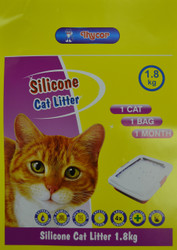 Coarse Silicone Cat Litter 1.8kg