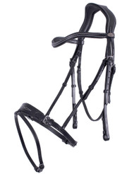 QHP bridle seth black
