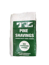 12kg/64l  Compressed Pine Shavings