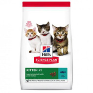 Hill's Feline kitten tuna 1.5kg