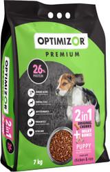 optimizor premium puppy