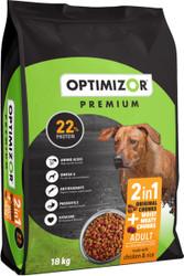 optimizor premium adult moist meaty