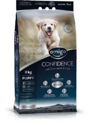amigo confidence puppy