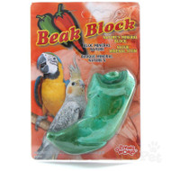 Beak block-mineral block chilli