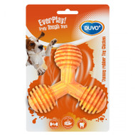 duvo dog toy yummy rubber y chicken flavour