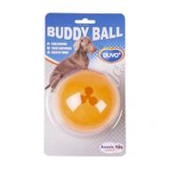 duvo dog toy buddy ball 9cm