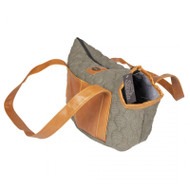 duvo carry bag siesta olive 34 x23x24cm