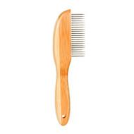duvo bamboo detangling comb 21pins